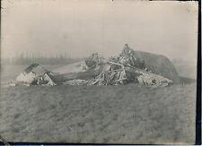 Aviation c. 1930 - Avion Accidenté - AVI 66