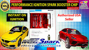 Performance D1 Boost-Volt Engine Turbo Chip for Toyota Corolla
