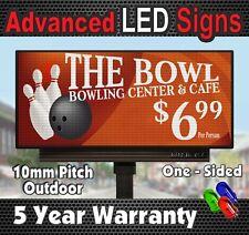 Led Emc Sign Full Color Wifi Programmable Digital Display 13 X 150 Usa