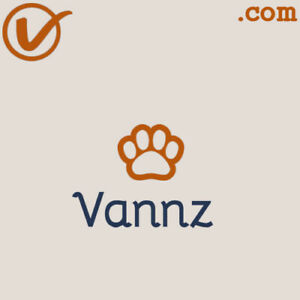 Vannz-com-GREAT-Brandable-And-Pronounceable-5L-COM-LLLLL-Domain-Name