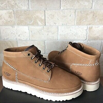UGG CAMPFIRE TRAIL BOOTS SHOES CHESTNUT