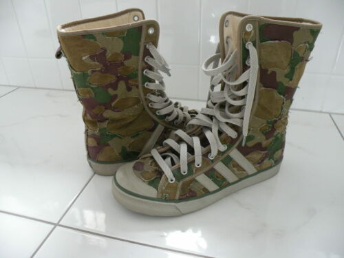 Talla Adidas 10 Largas Nizza Camuflaje Zapatillas OYPCwqzO