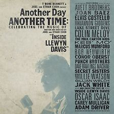 "Another Day, Another Time: Celebrating the Music of ""Inside Llewyn Davis"" [Slipcase] by Various Artists (CD, Jan-2015, 2 Discs, Nonesuch (USA))"