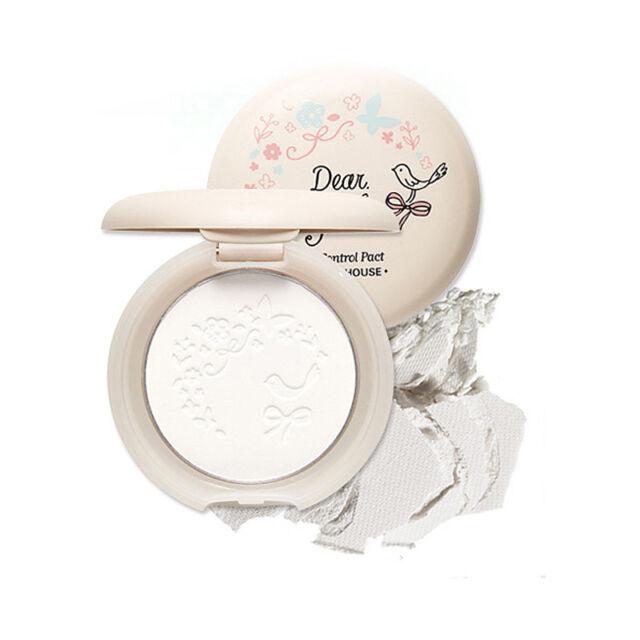 [ETUDE HOUSE]  Dear Girls Oil Control Pact 8g / Korean cosmetics