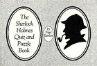 Sherlock Holmes Quiz and Puzzle Book by Nigel Bartlett (Paperback, 1985)