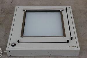 PLANILUX-LJ-S-44x44-AP-EHR-DESIGN-WAND-LEUCHTE-BILDBETRACHTER-RONTGEN-RETRO-LOOK