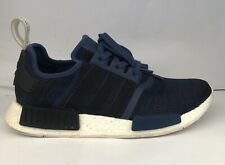 b72440d48 item 2 ADIDAS ORIGINALS NMD R1 MYSTERY BLUE BLACK WHITE MEN S SIZE 10  (BY2775)  USED  -ADIDAS ORIGINALS NMD R1 MYSTERY BLUE BLACK WHITE MEN S  SIZE 10 ...