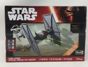 Disney-Star-Wars-First-Order-Special-Forces-Tie-Fighter-Revell-Build-amp-Play-Kit
