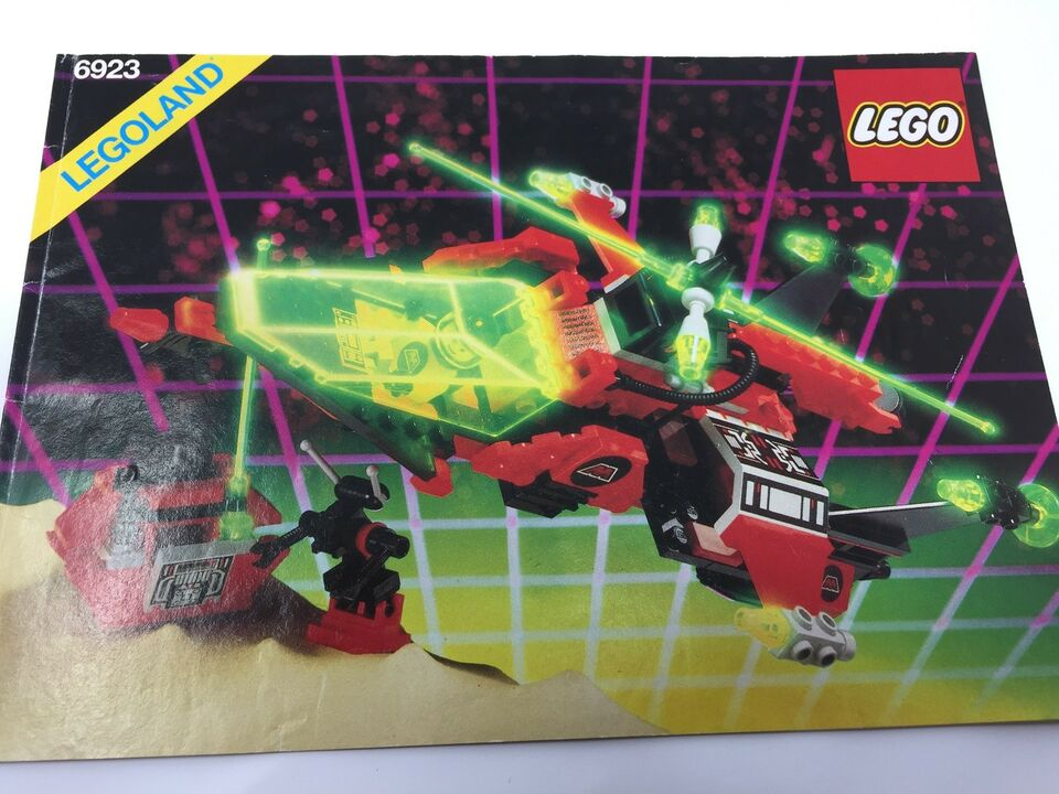 Lego Space, 6923