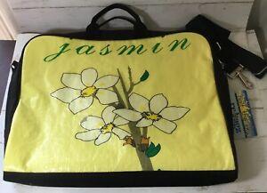 Image is loading Rebagz-Jasmin-Rice-Bag-Messenger-Crossbody-Laptop-Shoulder- fb8c22bb0278b
