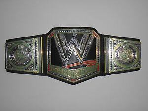 WWE 2012 Mattel HEAVYWEIGHT CHAMPIONSHIP Youth Replica New ...