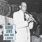 Bands, Trios & Quintets by George Lewis (Clarinet) (CD, Oct-2005, American Music)