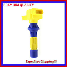 4PC HIGH PERFORMANCE IGNITION COIL JMD2873Y for MAZDA 6 2.3L L4 2006 2007 2008