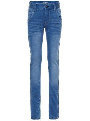 Logico Name It Stretta Giovani X-jeans Slim Pantaloni Clas Medium Blu Dimensioni 92 A 164-mostra Il Titolo Originale