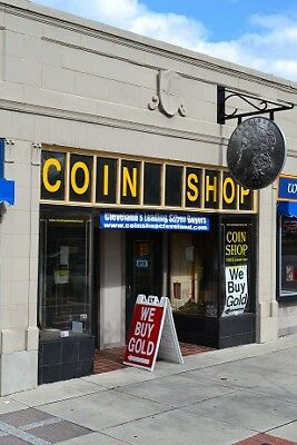 The Coin Shop Cleveland