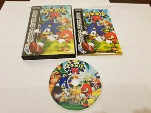 Sega Saturn Game: Sonic R