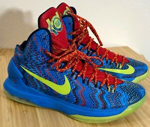 outlet store a0b5b db42a Image is loading NIKE-KD-5-034-Christmas-034-554988-401-