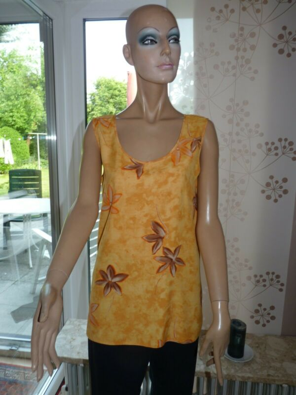 **damenoberteil, Top. T-shirt, Vintage 80er Jahre, Gr. 38/40, Ungetragen** Elegant Im Stil
