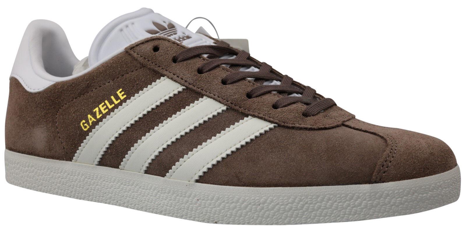 Adidas Originals Gazelle Sneaker Schuhe BY8957 braun Gr. 36,5 - 44,5 NEU & OVP