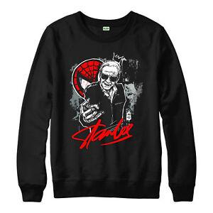 Marvel-Stan-Lee-Jumper-Avengers-Superhero-Spiderman-Gift-Unisex-Adult-Kids-Top