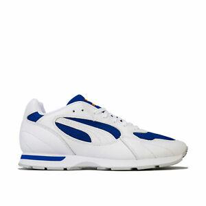 Homme-Puma-proclamer-Baskets-en-Bleu-Blanc