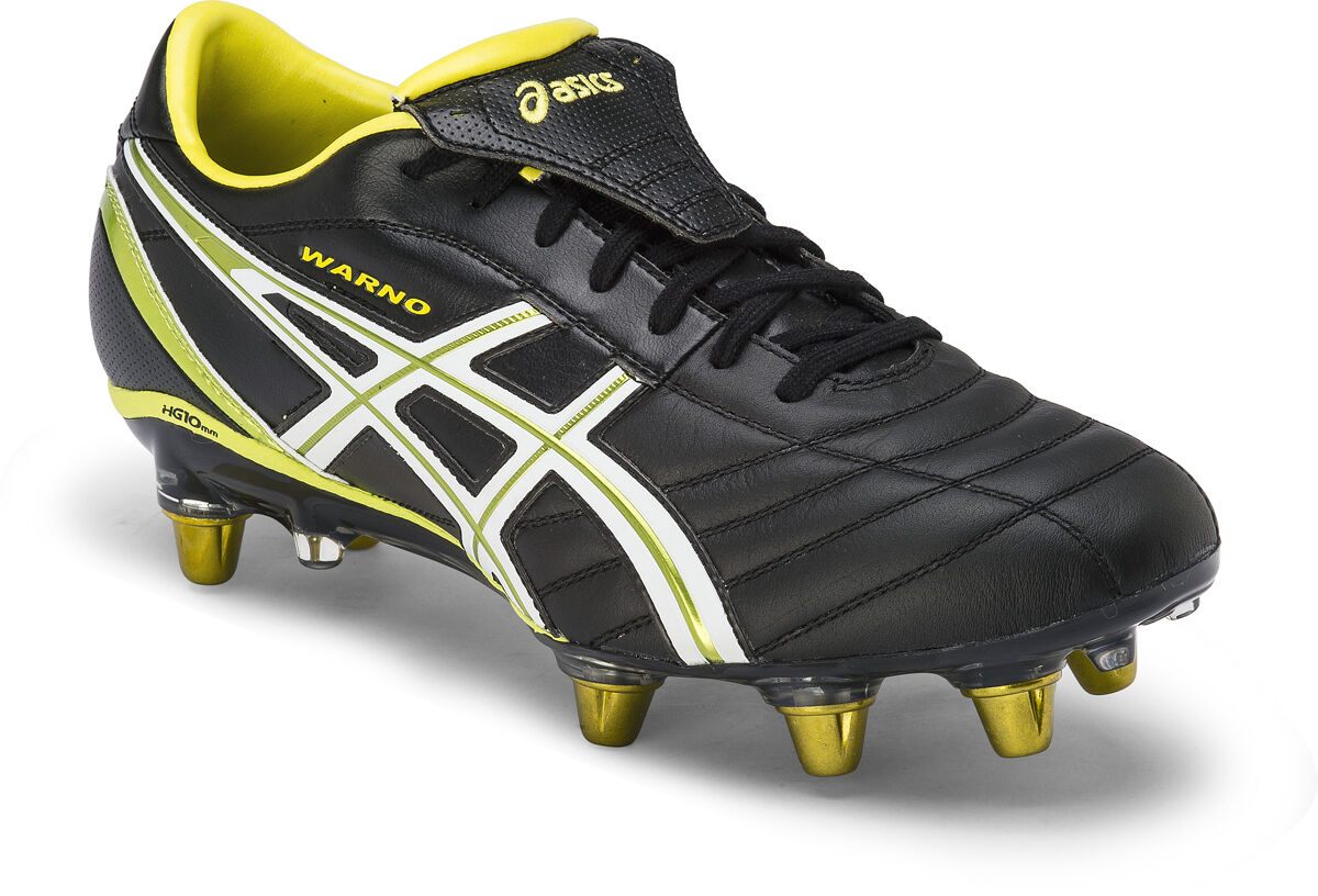 ASICS SCREW-IN LETHAL WARNO ST2 SCREW-IN ASICS FOOTBALL Stiefel (9030) 482e89