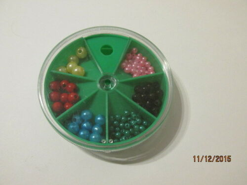 Attractor sea beads and dispenser-pocket size