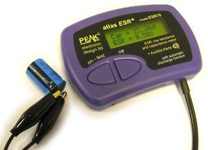 Peak ESR70 Atlas ESR Plus Tester 5060251981089