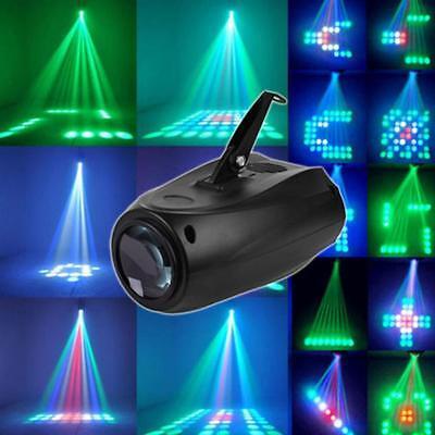 ( Ue ) Casa Audio-control 64 Led Rgbw Luci Decorativo Luci Magico Motivo Colore