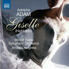 Adam: Giselle [Highlights] (CD, May-2012, Naxos (Distributor))