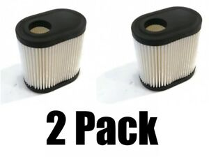 (2) Air Filters Fit Lawn Boy 10272 10272c 10273c 10356 10357 10358 10359c 10367 Un Style Actuel