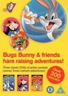Bugs Bunny and Friends Hare Raising Adventures 5051892008167 DVD Region 2