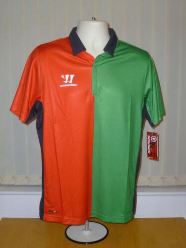 Bnwt Warrior Anfield Matchday SS Football Shirt Red//Green
