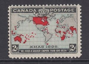 Canada-Sc-86-MLH-1898-2c-Imperial-Penny-Postage-blue-oceans-VLH