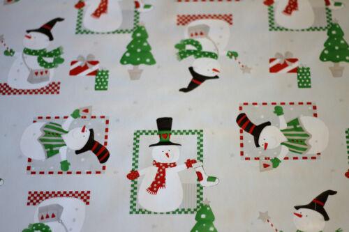 diverses tailles. Noël facile à nettoyer Nappe \ Toile Cirée Design by wjdhome
