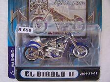 Jessie James 1/31 scale  JJ04-31-01 EL DIABLO II model  motorcycle jr659