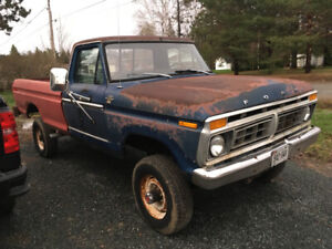 1979 Ford F 250 Ranger/highboy