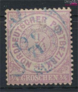 Norddeutscher-Postbezirk-13-Pracht-gestempelt-1869-Groschenwaehrung-9158142