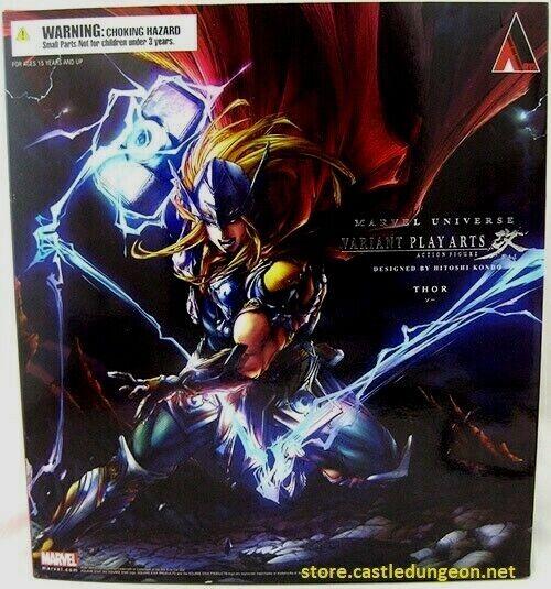 Thor  Variant Marvel Universe S.H. Playarts Square Enix