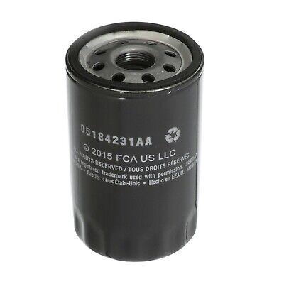 K Mopar 5184231AA Engine Oil Filter-VIN