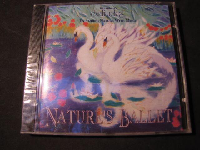 CD - DAN GIBSON´S SOLITUDES - NATURES BALLET Entspannungsmusik