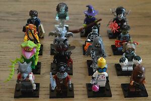 Lego 71010 Mini Figurines Monstres Série 14 Tous 16 Complet