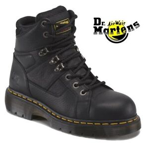 Dr-Martens-IRONBRIDGE-SAFETY-STEEL-TOE-amp-MIDSOLE-INDUSTRIAL-BOOTS-BRAND-NEW-BOX