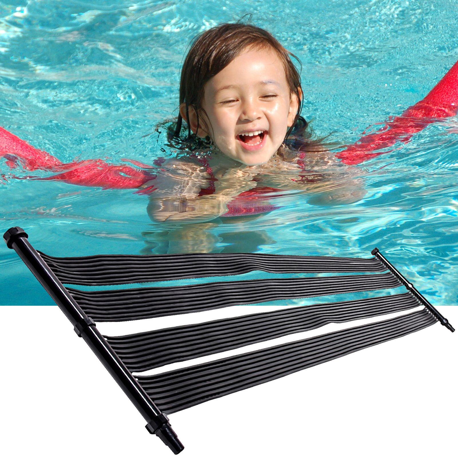 Nemaxx SH300 x 75cm Chauffe-piscine solaire, chauffe piscine, collecteur solaire