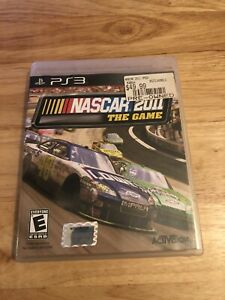 NASCAR-The-Game-2011-Sony-PlayStation-3-2011-PS3-Complete-TESTED
