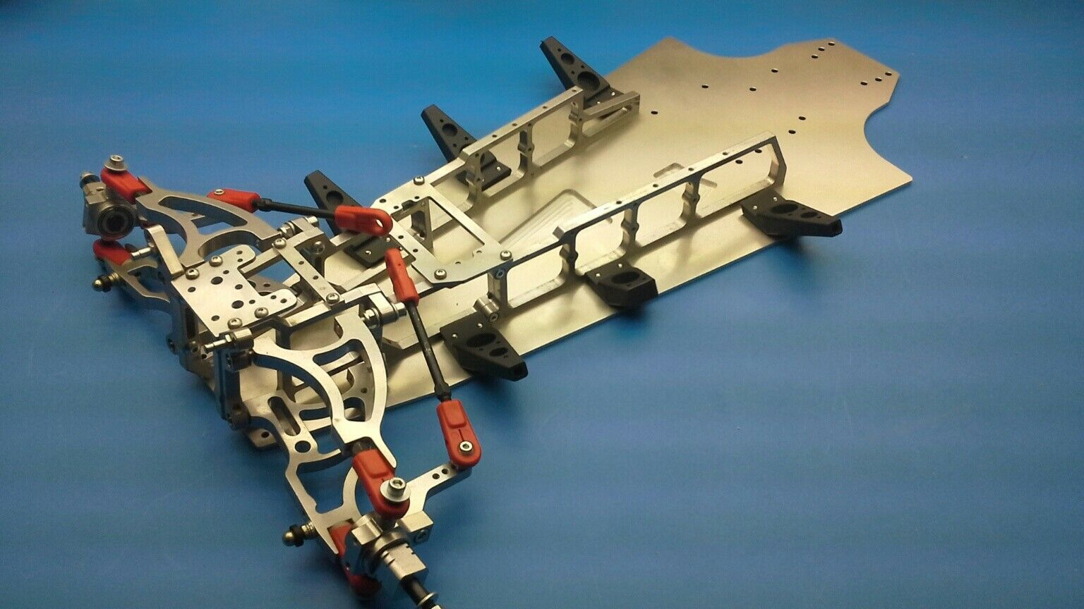 Lauterbacher L 3 Super-Cross chassis 1/6 not complete