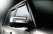 Genuine Land Rover Bright Finish Mirror Caps - Uppers VPLMB0041