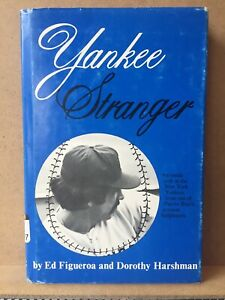 Ed-Figueroa-Book-Yankee-Stranger-1982-First-Edition-with-Dust-Jacket