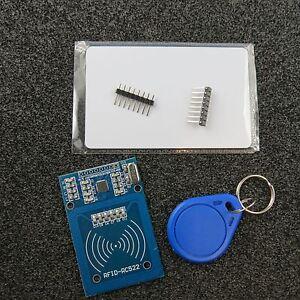 Rfid Access System Mfrc-522 Rc522 Rfid Arduino Raspberry Pi