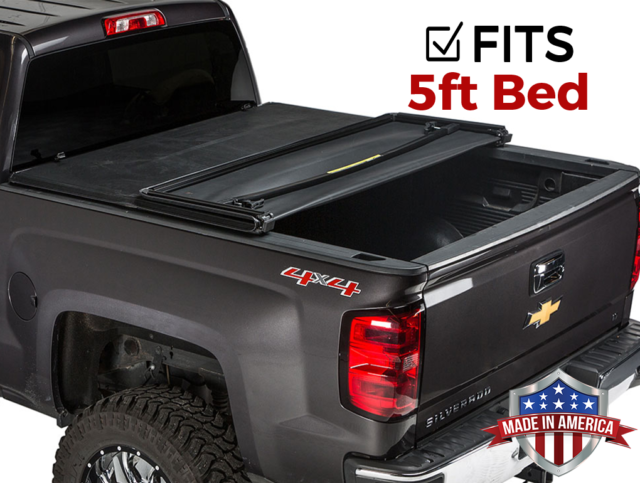 Gator Etx Soft Tri Fold Truck Bed Tonneau Cover 59112 For Sale Online Ebay